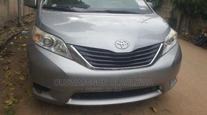 Toyota Sienna 2012 LE 7 Passenger Silver | Cars for sale in Lagos State, Ikeja