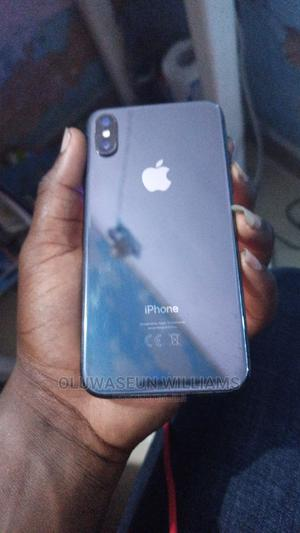 Apple iPhone X 64 GB Black   Mobile Phones for sale in Abia State, Aba South