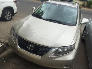 Lexus RX 2010 Gold | Cars for sale in Lagos State, Ikeja