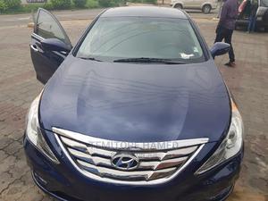 Hyundai Sonata 2012 Blue | Cars for sale in Lagos State, Magodo