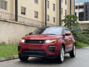 Land Rover Range Rover Evoque 2015 Red   Cars for sale in Abuja (FCT) State, Wuse 2