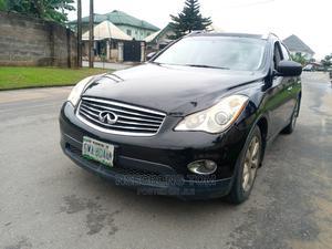 Infiniti EX 2008 Black | Cars for sale in Akwa Ibom State, Uyo