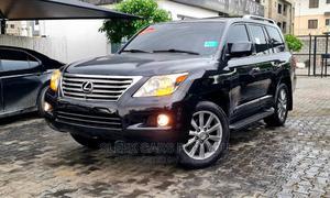 Lexus LX 2010 570 Black | Cars for sale in Lagos State, Lekki