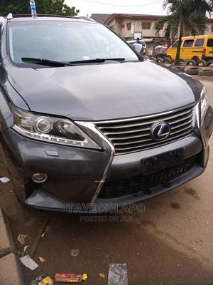 New Lexus LX 2010 570 Black | Cars for sale in Rivers State, Port-Harcourt