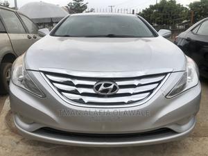 Hyundai Sonata 2014 Silver | Cars for sale in Lagos State, Ogba