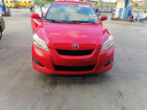 Toyota Matrix 2010 Red   Cars for sale in Lagos State, Ajah