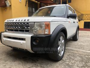 Land Rover LR3 2006 HSE White | Cars for sale in Lagos State, Ifako-Ijaiye