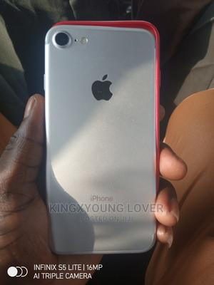 Apple iPhone 7 128 GB Silver | Mobile Phones for sale in Kwara State, Ilorin South