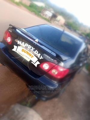 Toyota Corolla 2006 Black | Cars for sale in Plateau State, Jos