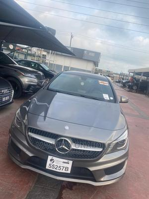 Mercedes-Benz CLA-Class 2015 Gray | Cars for sale in Lagos State, Victoria Island
