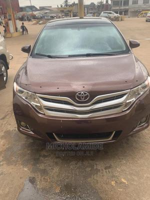 Toyota Venza 2014 Brown   Cars for sale in Lagos State, Ikeja