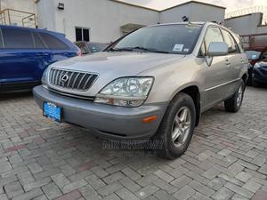 Lexus RX 2002 300 4WD Beige | Cars for sale in Lagos State, Magodo