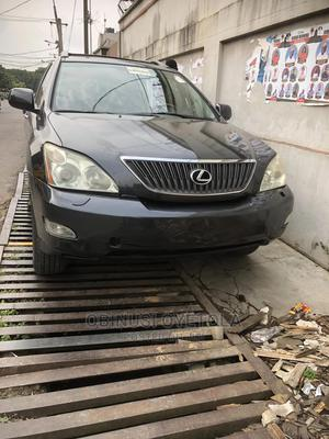 Lexus RX 2009 350 4x4 Gray | Cars for sale in Lagos State, Ikeja