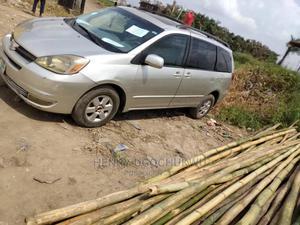 Toyota Sienna 2005 Silver | Cars for sale in Lagos State, Ifako-Ijaiye