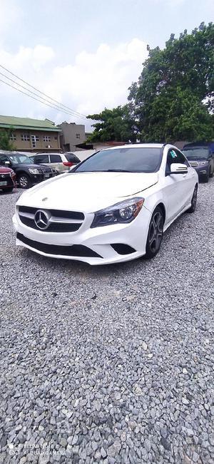 Mercedes-Benz CLA-Class 2014 White | Cars for sale in Lagos State, Ogudu