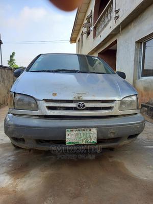 Toyota Sienna 2002 Blue | Cars for sale in Lagos State, Ifako-Ijaiye