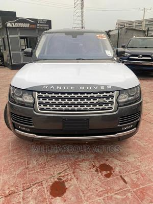 Land Rover Range Rover Vogue 2016 Gray   Cars for sale in Lagos State, Lekki