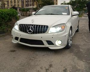 Mercedes-Benz C300 2010 White   Cars for sale in Lagos State, Ikeja