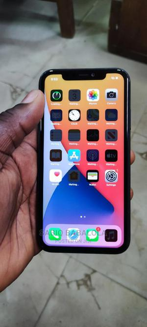 Apple iPhone 11 128 GB Black   Mobile Phones for sale in Lagos State, Alimosho
