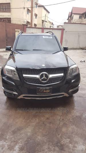 Mercedes-Benz GLK-Class 2013 350 4MATIC Black | Cars for sale in Lagos State, Ojo