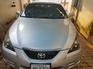 Toyota Solara 2007 2.4 Coupe Silver | Cars for sale in Abuja (FCT) State, Central Business District