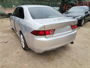 Honda Accord 2004 Sedan DX Silver | Cars for sale in Akwa Ibom State, Uyo