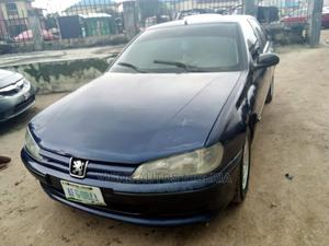 Peugeot 406 2002 Blue | Cars for sale in Akwa Ibom State, Uyo