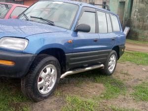 Toyota RAV4 1998 Cabriolet Blue | Cars for sale in Akwa Ibom State, Uyo