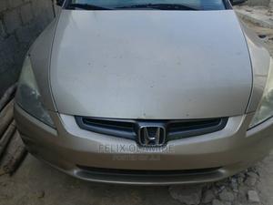 Honda Accord 2003 Silver | Cars for sale in Lagos State, Ojo
