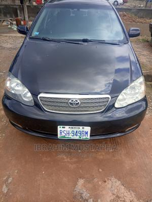 Toyota Corolla 2005 1.8 TS Black   Cars for sale in Abuja (FCT) State, Zuba