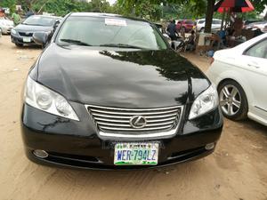 Lexus ES 2008 350 Black | Cars for sale in Lagos State, Amuwo-Odofin