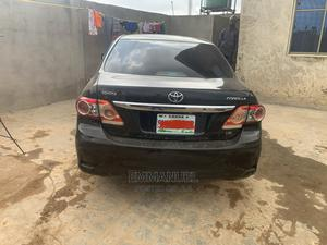 Toyota Corolla 2009 1.8 Advanced Black | Cars for sale in Lagos State, Ogba