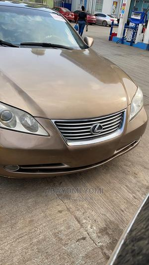 Lexus ES 2007 350 Brown | Cars for sale in Lagos State, Ogba