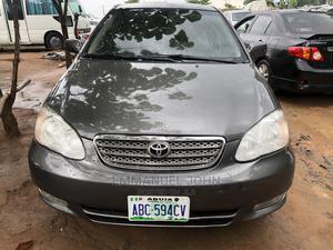 Toyota Corolla 2008 1.8 LE Gray   Cars for sale in Abuja (FCT) State, Gaduwa