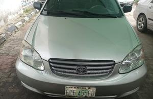 Toyota Corolla 2004 LE Silver   Cars for sale in Lagos State, Ajah