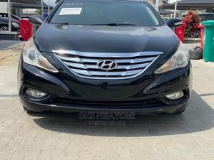 Hyundai Sonata 2013 Black | Cars for sale in Lagos State, Lekki