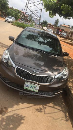 Kia Cerato 2010 Brown | Cars for sale in Lagos State, Ifako-Ijaiye