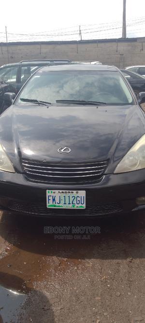 Lexus ES 2006 Black | Cars for sale in Lagos State, Ifako-Ijaiye