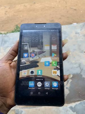 Tecno DroiPad 7D 16 GB Black | Tablets for sale in Oyo State, Ibadan