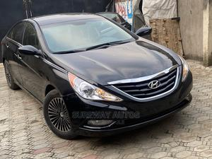 Hyundai Sonata 2013 Black | Cars for sale in Lagos State, Ojodu