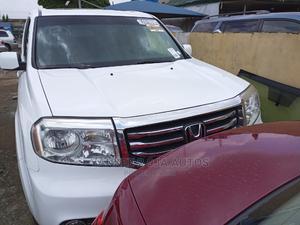 Honda Pilot 2012 White   Cars for sale in Lagos State, Ikeja