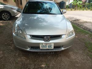 Honda Accord 2003 2.4 Silver | Cars for sale in Abuja (FCT) State, Wuse