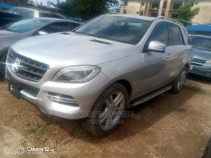 Mercedes-Benz M Class 2015 Silver | Cars for sale in Abuja (FCT) State, Central Business District