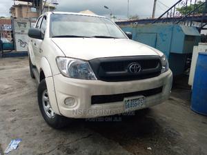 Toyota Hilux 2009 White | Cars for sale in Akwa Ibom State, Uyo
