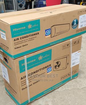 Hisense Split Air Conditioner 1.5hp Inverter (R410a)Copper | Home Appliances for sale in Lagos State, Ojo