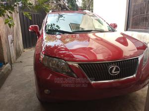 Lexus RX 2010 350 Red | Cars for sale in Lagos State, Gbagada