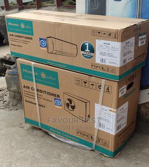 Hisense Split Unit 1.5hp Inverter Air Conditioner  Copper | Home Appliances for sale in Lagos State, Ojo