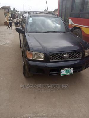 Nissan Pathfinder 2002 Blue | Cars for sale in Lagos State, Ifako-Ijaiye