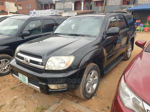 Toyota 4-Runner 2005 Limited V6 4x4 Black   Cars for sale in Lagos State, Isolo