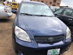Toyota Matrix 2003 Blue | Cars for sale in Lagos State, Ifako-Ijaiye